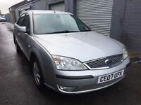 Bargain Ford Mondeo edge tdci diesel, long MOT ready to go