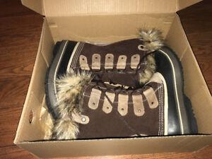 Never worn Brand new Sorel Boots
