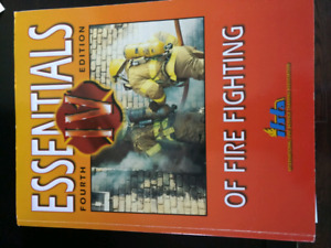 Essentials of firefighting fourth edition