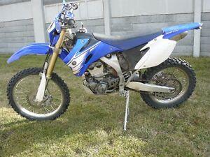 2007 WR 250 F