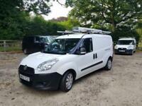 2014 Fiat Doblo 1.6 Multijet 16V Van MAXI LWB CARGO DIRECT BT PANEL VAN Diesel M