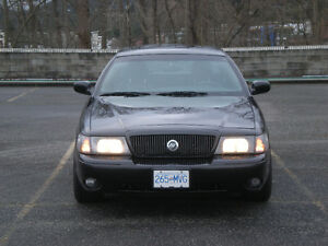 2003 Mercury Marauder. 302 hp, 1 of 11,000, w stereo, runs great