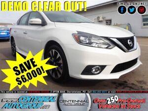 Nissan Sentra SR Turbo *DEMO - SAVE $6,000!* 2017