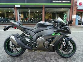 2018 MODEL KAWASAKI ZX10R SE WITH SUPREME ELECTRONICS PACKAGE