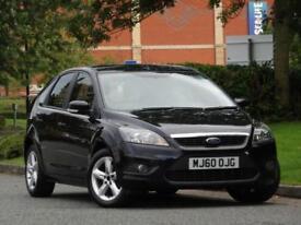 Ford Focus 1.6 2011 Zetec 12 MOT +PARKING SENSORS +WARRANTY +JUST SERVICED