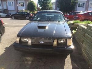 1984 Ford Mustang SVO Autre