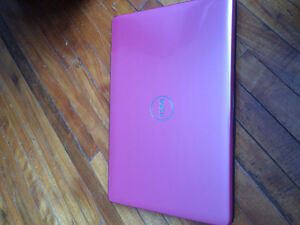 Pink Dell Inspiron 1545
