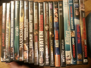90 dvds for sale best offer takes lot