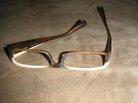 Alain Mikli hand made glasses frame