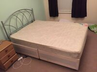 For sale: Double Bed in excellent condition