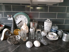 Job lot selection of items ideal for car boot