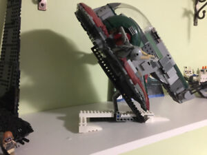 Retired Lego Slave 1 #8097 comes with set#75137