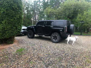 2008 hummer h3 5speed for sell or trade and maybe +cash