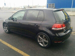 2013 VW Golf TDi - Highline