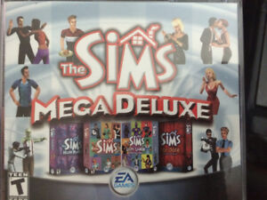 PC Games - The Sims Mega, Mass Effect trilogy + more