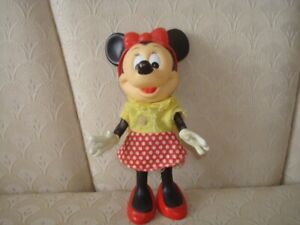 VINTAGE MINNIE MOUSE DOLL $15.00