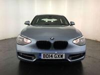 2014 BMW 120D SPORT DIESEL HATCHBACK 1 OWNER SERVICE HISTORY FINANCE PX WELCOME