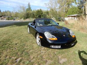 1997 Porsche Boxter