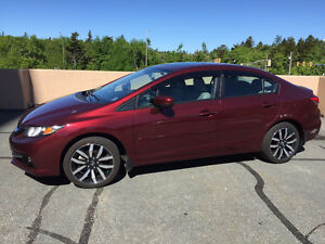 2015 Honda Civic Touring Sedan