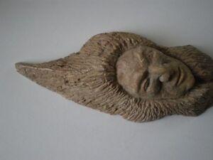 "Six Nations Soapstone Carving - "" Ben Henry "" Kitchener / Waterloo Kitchener Area image 8"