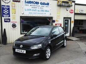 Volkswagen Polo Match 1.2 ( 70ps ) 2013 42K