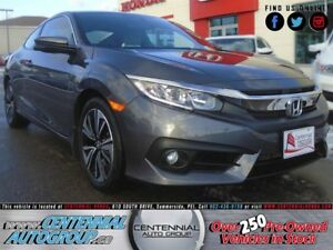 Honda Civic Coupe EX-T | NEW | 1.5L | Turbocharged | Moonroof 20