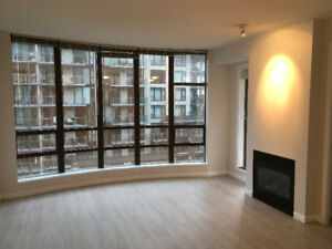 A spacious one bedroom and den in vibrant Lower Lonsdale