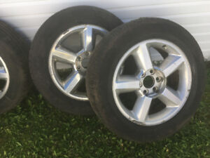 20 inch rimrs n tires for a chevy