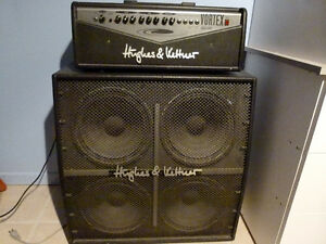 AMPLIFICATEUR HUGHES AND KETTNER 412