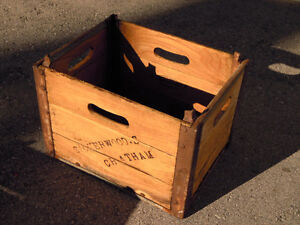 Silverwoods North Bay / Chatham Milk Crate Case London Ontario image 1