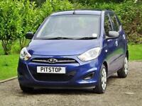 Hyundai i10 Classic 1.2 5dr PETROL MANUAL 2013/13