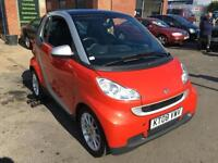 Smart fortwo 1.0 ( 71bhp ) Passion + 2008 + LOW MILES ONLY 36K + AUGUST 17 MOT +