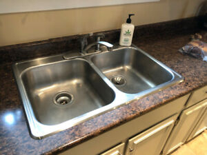 I'll Even Throw in the Kitchen Sink - Stainless Steel