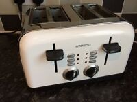 Ambiano Four Slice Toaster