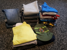 Boys clothes 5-6 years