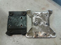 Various Arctic Cat Engine Plates