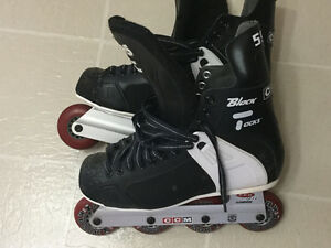 CCM Tacks Roller blades