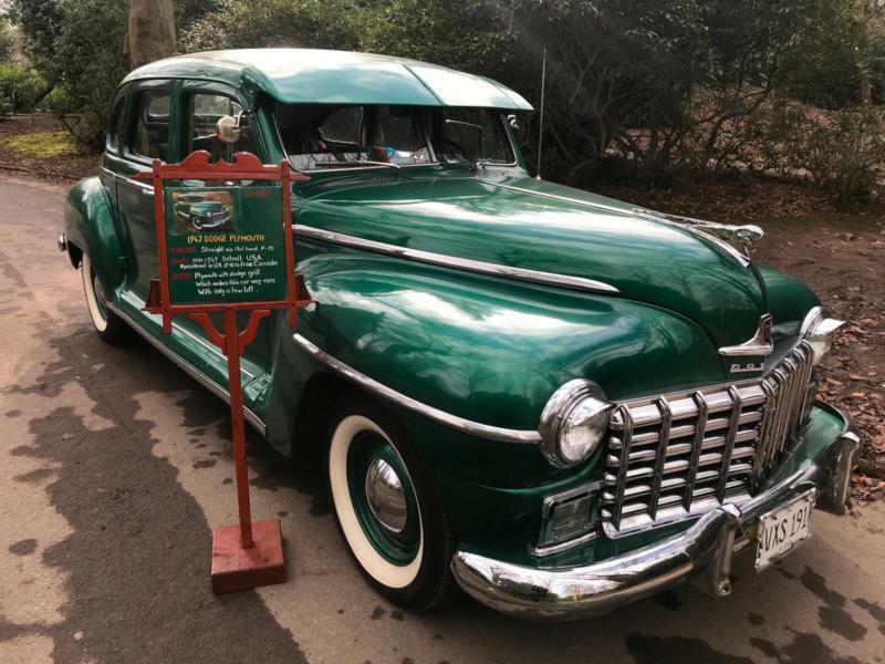 Dodge Plymouth 1947 very rare free road tax   in Carlton ...