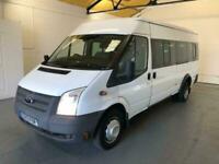 2013 Ford Transit 2.2 TDCi 430 Medium Roof Bus RWD L 5dr (HDT, 17 Seat)