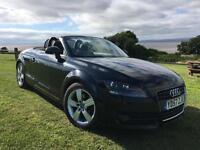 Audi Tt(2) Tfsi 2.0 2dr Convertible Manual Petrol