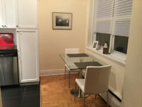 Beautiful Partly Furnished Outremont apartment