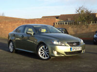 Lexus IS 250 2.5 auto SE-L Full Leather Full Lexus History