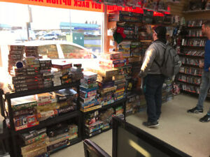 BOARDGAMES & MORE AT PMARKET GAMES