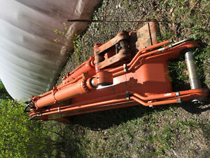 Hitachi ZX270-3,Boom and Stick