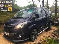 2014 Ford Transit Custom 2.2TDCi ( 125PS )270L1H1/ AIR-CON / TWIN SLD / TAILGATE