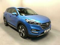 2018 Hyundai Tucson 1.6 TGDi Sport Edition 5dr 2WD ESTATE Petrol Manual