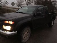 2004 Chevrolet Colorado 4x4