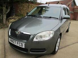 Skoda Roomster 2 1.4 16v 85 45K From New 1 Previous Owner From New