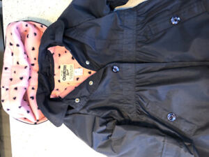 Brand NEW never worn Girls OshKosh spring jacket size 4T