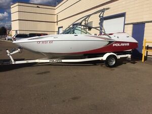 2004 Polaris EX2100 only 63 hrs 250hp tower